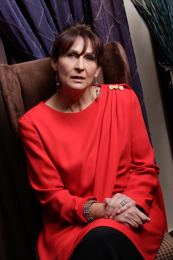 Reverend Judy Marais